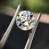 1.53ct Old European Cut Diamond GIA J VS2  13