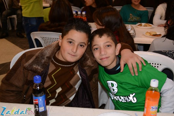 christmas_party_syriac_youth
