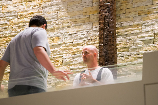 Mike Caudle Baptism
