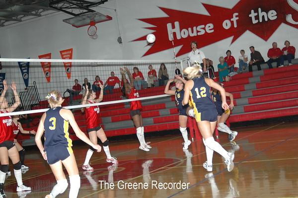 Volleyball vs St Ansgar