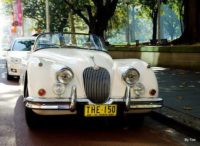 XK 150 A '50s classic
