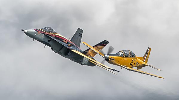 Military Heritage Flights