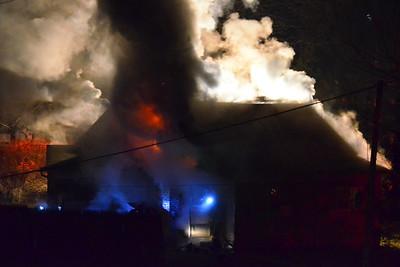 03-24-14 Conesville FD House Fire