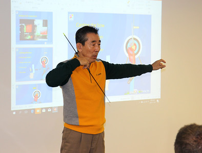 06_Recurve COACHES Workshop-KIM (18-19 Nov 2017)