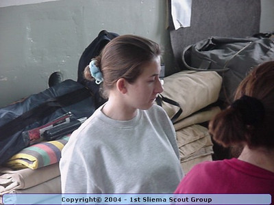 2001-05-19 Camping Standards Course