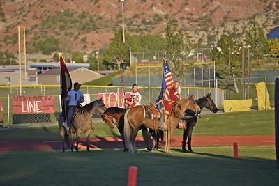 2013 Varsity Cherokees vs Redmen