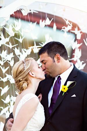 Katie & Kyle {wedding day}