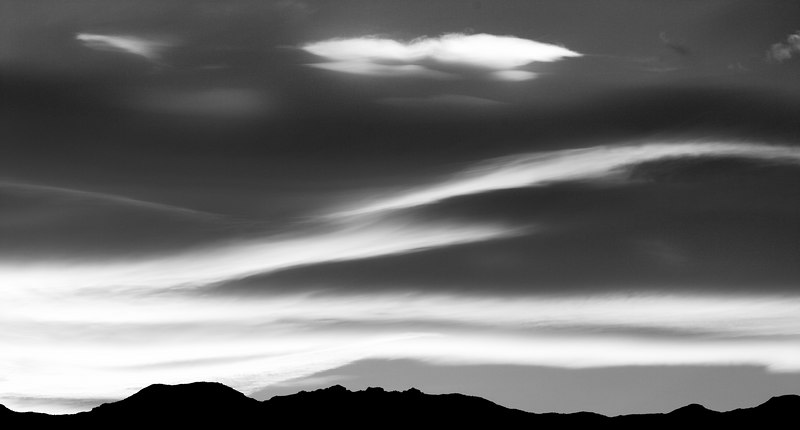 Death Valley Abstract