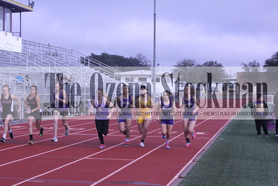 2018 OHS Track