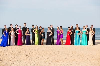 Ocean Lakes Prom 2012