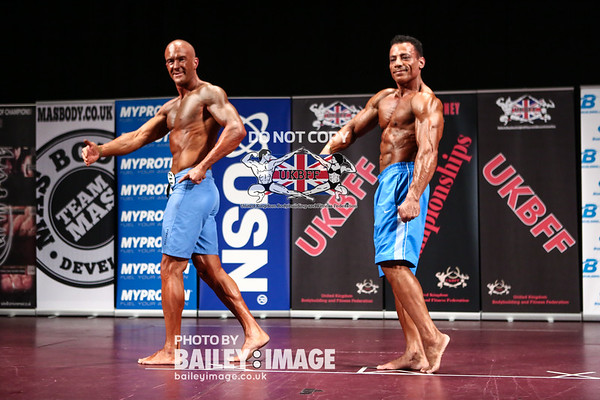 MASTERS MEN'S PHYSIQUE