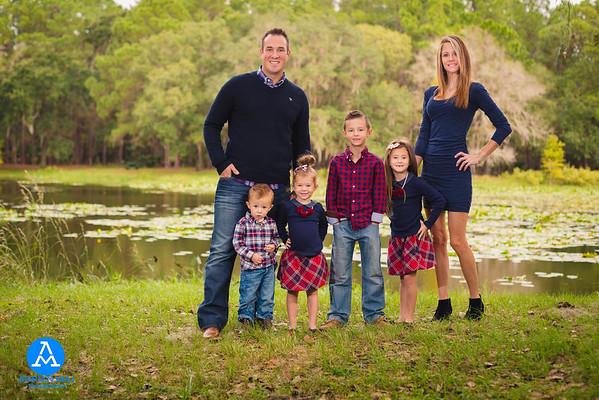 Holiday Kain Family