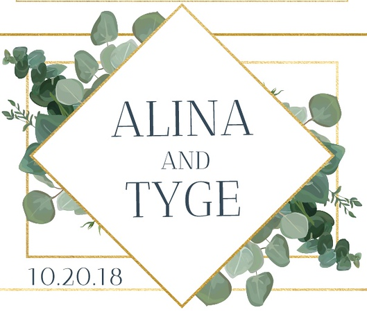 Alina and Tyge