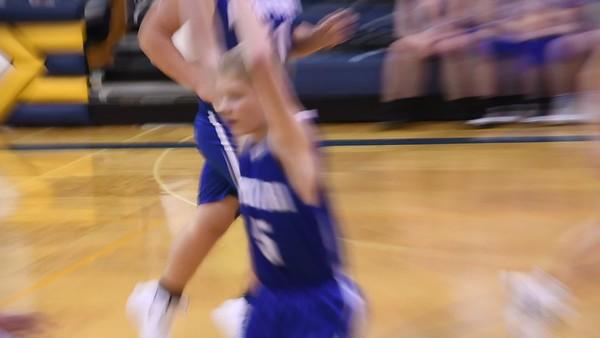 Basketball vs Rockford - Senior Night