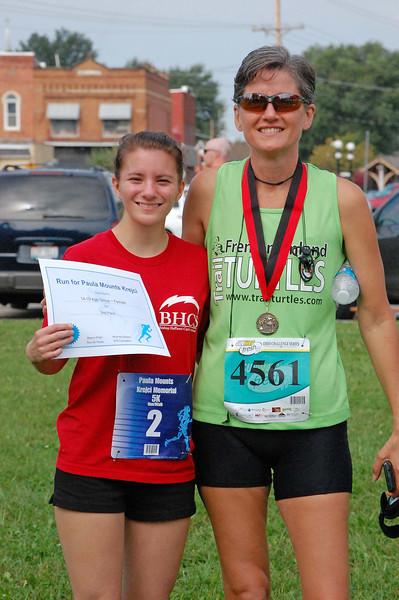 Paula Mounts Krejci 5K Memorial Run/Walk