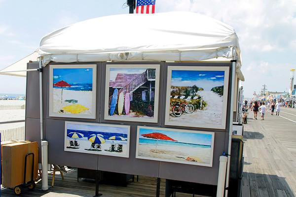 DBKphoto / Boardwalk Art Show 2013