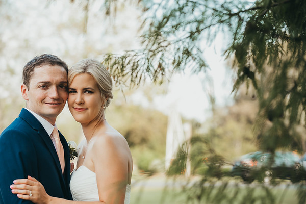 Rachel and Russell got married!