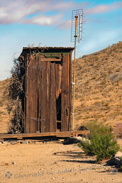 What Every Outhouse Needs