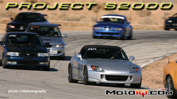 Project S2000 - More Winter Testing and a Challenge