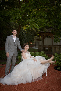 Bride & Groom Portraits- Danielle & Andy Bruno Wedding Photography- Holy Trinity Westfield, MA/ Chez Josef Agawam, Mass.