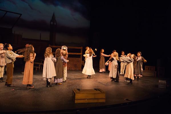 Children's Theatre- Oliver