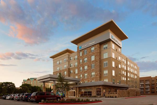 Hyatt House - Frisco, TX