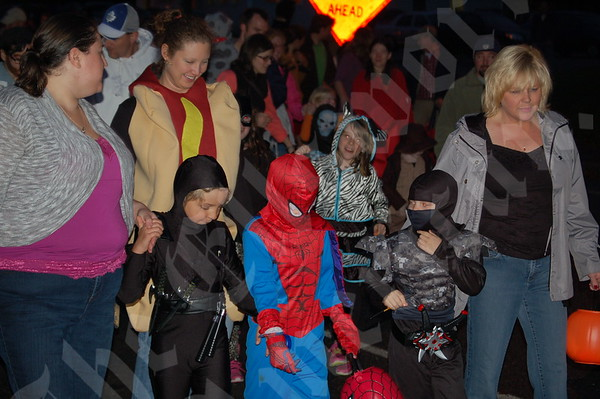 Down East Family YMCA Halloween Parade