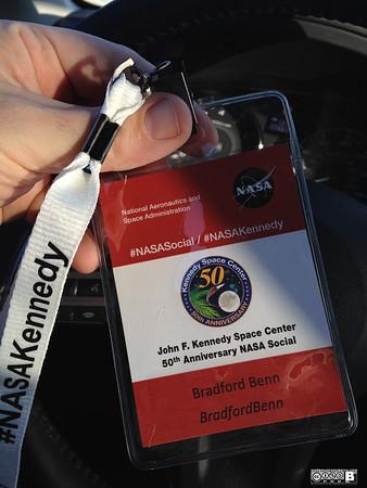 KSC 50th Anniversary NASA Social