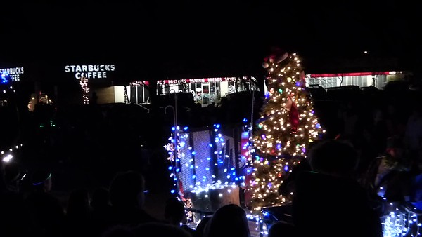 2017-12-02 Los Alamos Light Parade