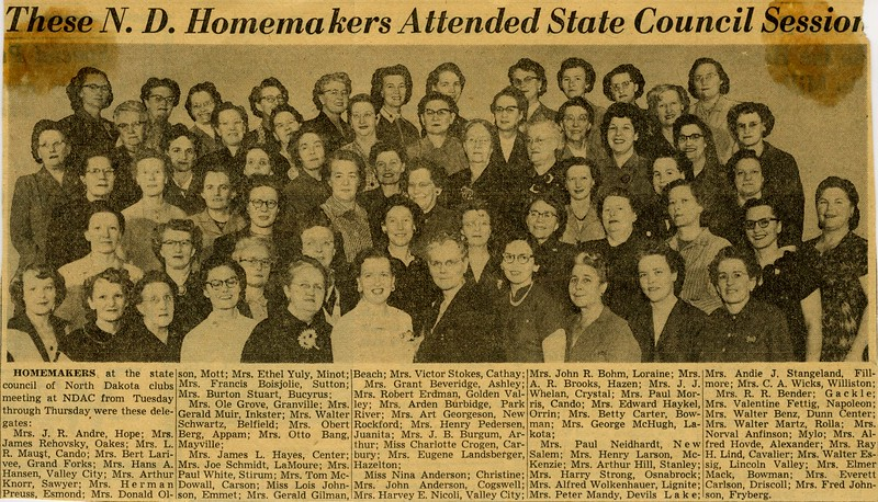AR021.  Arthur Town Homemakers - State Homemakers Council – .jpg