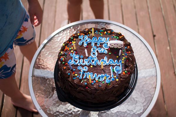 Trevor's 8th Birthday Summer Bash