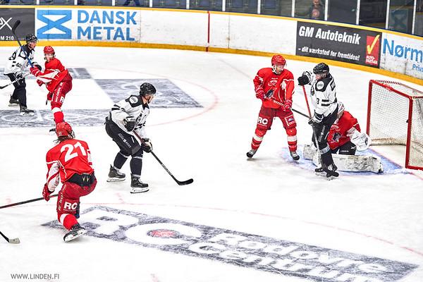 Rødovre - TPS 31.8.2019