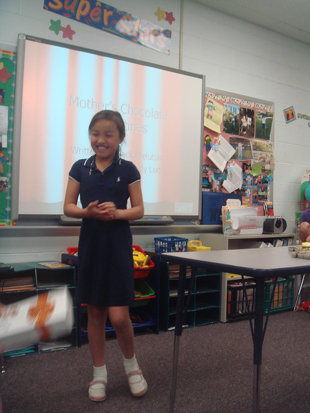 Mrs. Fox's 3rd Poetry May 2008
