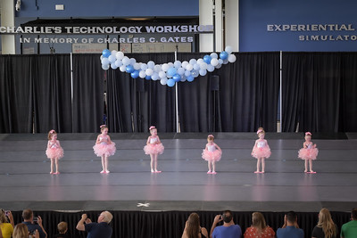 2-4 Year Old Ballet Combo Wind Beneath My Wings