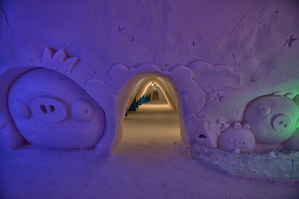 The SnowHotel