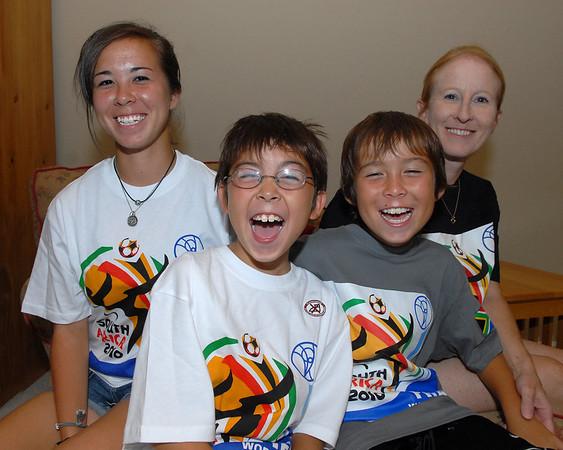 World Cup 2010 Shirts!