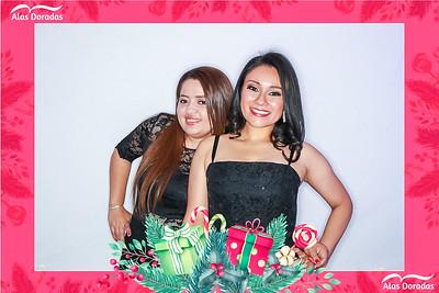 Photo Party - Alas Doradas Fiesta Navideña