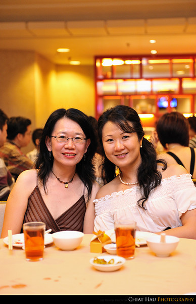 Lilian and Kim Chin