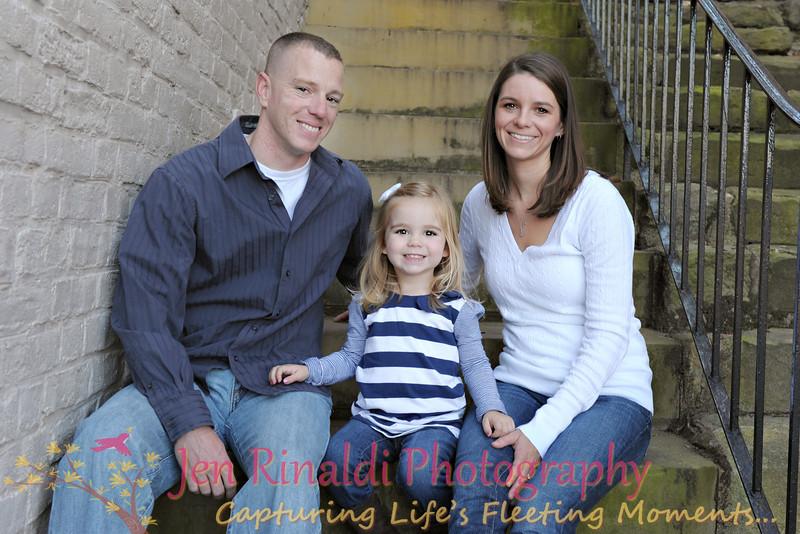 Reiser Family 10/24/12