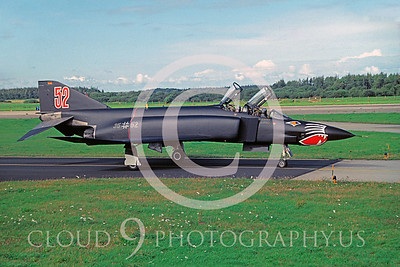 Sharkmouth McDonnell Douglas F-4 Phantom II Airplane Pictures
