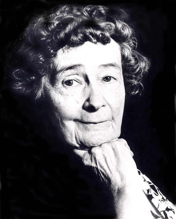 . Emily Griffith in her later years. Denver Post Library photo archive