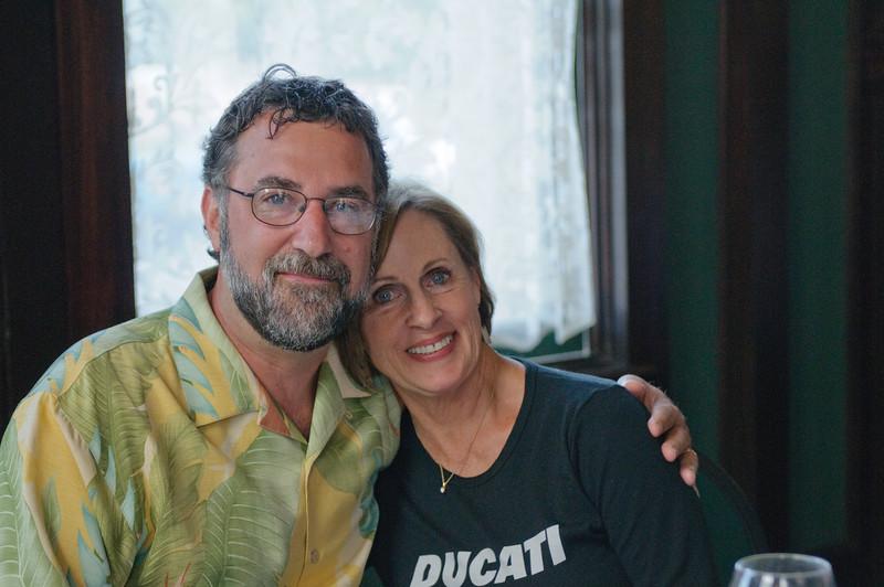 Mark & Patricia
