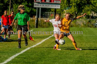Soccer GSHS vs Wasatch 9-23-2014