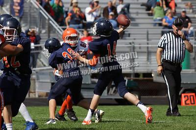 2013 Freshman B vs Romeoville 092113