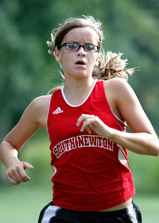 SN MS/HS Cross Country vs NW-Delphi 2012