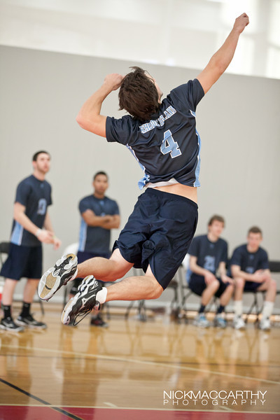David Volleyball 2011-12-04