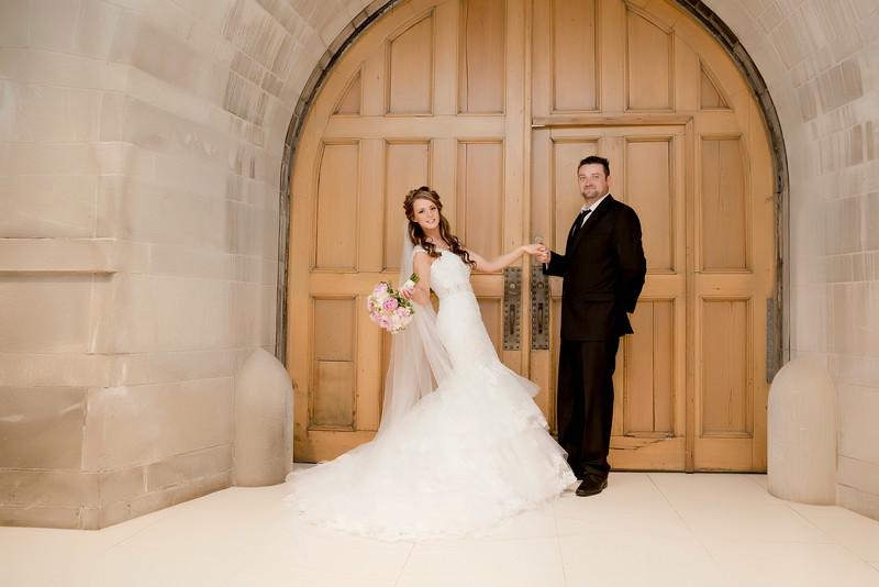 Alex & Natasha Married