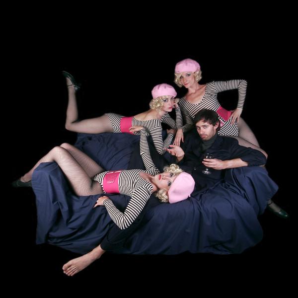 Marcel Lucont & The Beau Belles