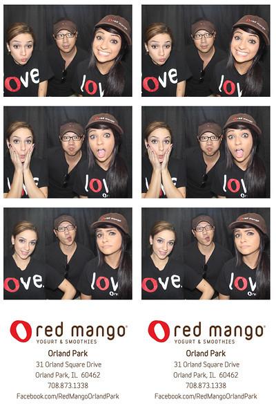 Red Mango November 10, 2012