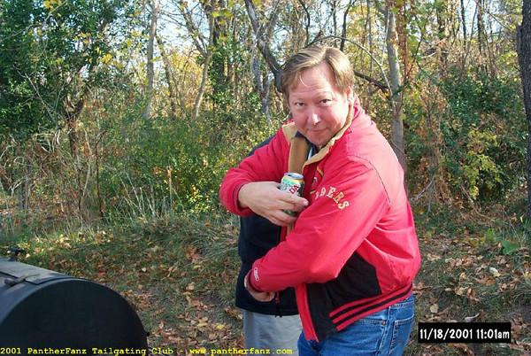 Panthers vs. 49ers November 18th 2001